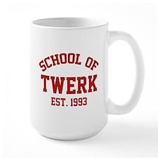 School Of Twerk Mug