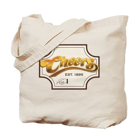 Cheers Sign Tote Bag