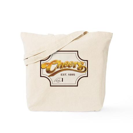 Cheers Sign Tote Bag
