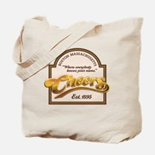 Cheers Sign 2 Tote Bag