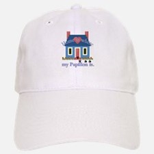 Papillon Lovers Baseball Baseball Cap