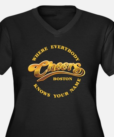 Cheers Circle Plus Size T-Shirt