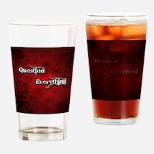 QE 2 Drinking Glass