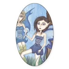 Faeries Decal