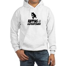 Rapping is my Superpower Hoodie