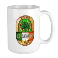 Byrne's Irish Pub Mug