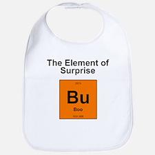 Boo Element Bib