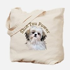 Shih Tzu Power Tote Bag