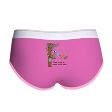 One in Every Family Women's Boy Brief