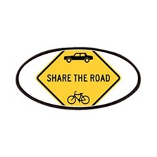 Share the Road Patches