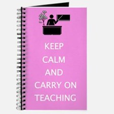 Carry on Teaching Journal