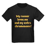 Runner Love Extra Chromosome! T-Shirt