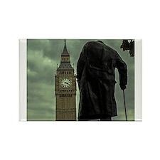 Winston Churchill Magnets