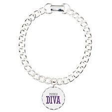 PIccolo DIVA Charm Bracelet, One Charm