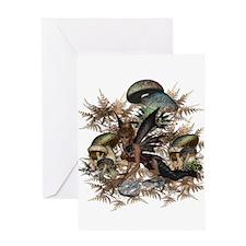 Garden Fairies - Elf Series 1 Greeting Card