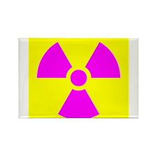 Radiation Warning Magnets