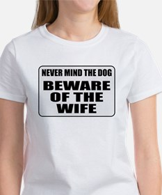 Beware Of The Wife Tee (Both Sides)