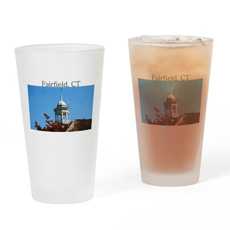 city hall Drinking Glass