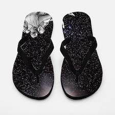 Star of Wonder Flip Flops