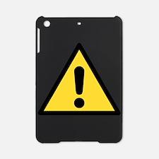 Warning sign iPad Mini Case