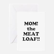 Meatloaf Greeting Cards