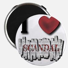 I Love Scandal Magnet
