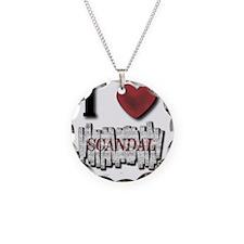 I Love Scandal Necklace