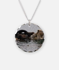 California Sea Otter Necklace