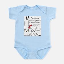 Life Long Friend (Dog) Infant Bodysuit