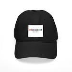 Serial Quilter Black Cap
