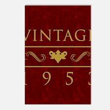 Vintage 1953 Milestone Ye Postcards (Package of 8)