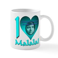 I (Heart) Malala Mug