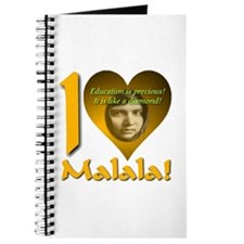 I (Heart) Malala Journal