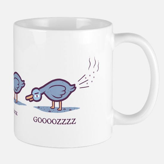 Duck Duck Gooz Mugs