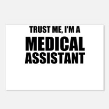 Trust Me, Im A Medical Assistant Postcards (Packag