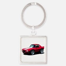 BabyAmericanMuscleCar_70Cam_Red Keychains