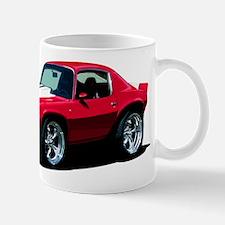 BabyAmericanMuscleCar_70Cam_Red Mugs