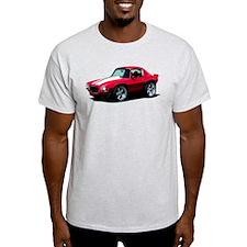 BabyAmericanMuscleCar_70Cam_Red T-Shirt