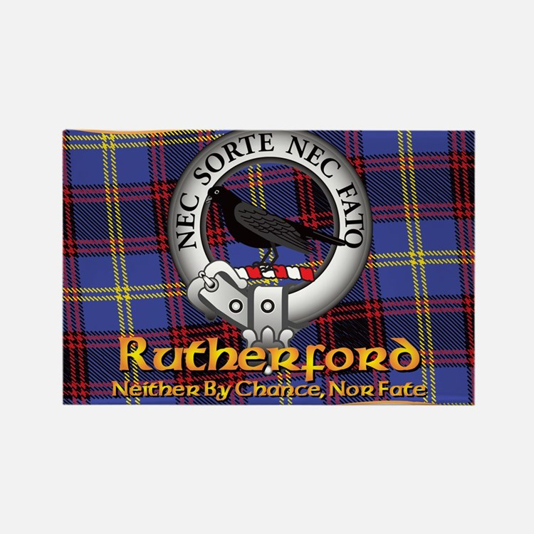 Rutherford Clan Magnets