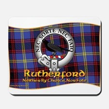 Rutherford Clan Mousepad