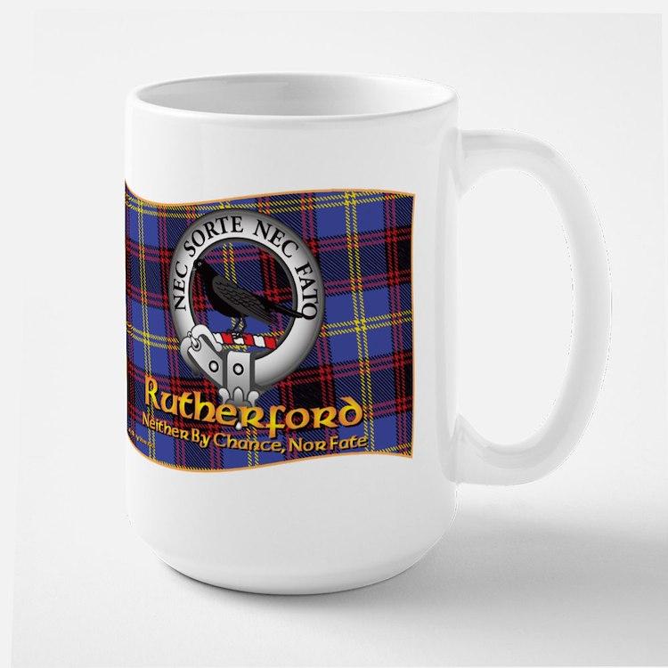Rutherford Clan Mugs