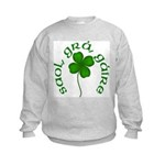Life, Love, Laughter Kids Sweatshirt