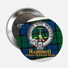 """Russell Clan 2.25"""" Button"""