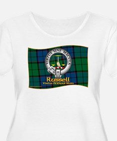 Russell Clan Plus Size T-Shirt