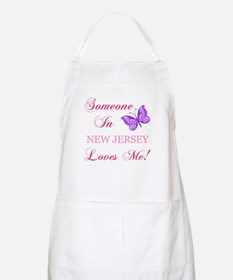 New Jersey State (Butterfly) Apron