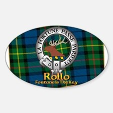 Rollo Clan Decal