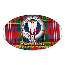 Preston Clan Decal
