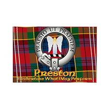 Preston Clan Magnets