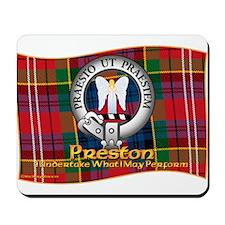Preston Clan Mousepad