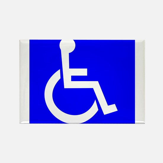 Handicap Sign Magnets